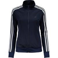 Agasalho Adidas Knit Ts 1 Feminino Marinho