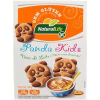 Biscoito Panda Kids Doce De Leite Natural Life 100G