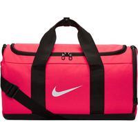 Mala Nike Team Duff - 27 Litros - Unissex-Vermelho+Preto