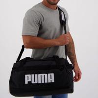 Bolsa Puma Challenger Duffel Pequena Preta