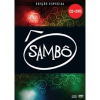 Sambô Edição Especial - Dvd + Cd Samba