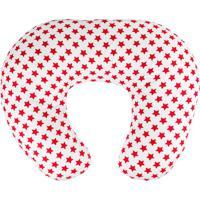 Almofada De Amamentação Estrela Vermelho Kababy