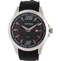 Relógio Technos 2115Koo/8R Racer Preto