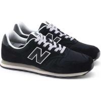 Tênis New Balance 373 Masculino Preto