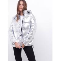 Jaqueta Metalizada