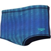 Sunga Speedo Sundown - Adulto - Azul/Verde