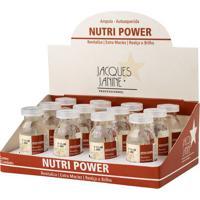 Kit De Ampolas Nutri Power- 12 Unidades- Jacques Janjacques Janine