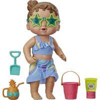 Boneca Baby Alive - Sol E Areia - Morena - E8718 - Hasbro