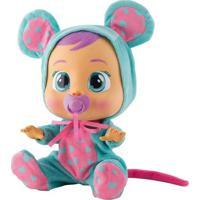 Boneca Cry Babies Lala Br527 Multikids