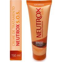 Creme De Tratamento Neutrox S.O.S. 150Ml