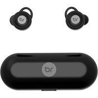 Fone De Ouvido Bluetooth Bright Blacksound, Com Microfone, Recarregável - 0514