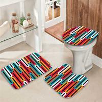 Jogo Tapetes Para Banheiro For You - Único