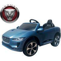 Carrinho Elétrico Infantil Importway Jaguar Cinza 12V