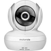 Babá Eletrônica Motorola Câmera 2.4Ghz Mbp-38Sbu Branco