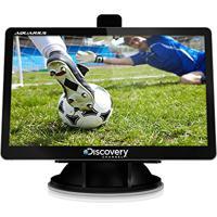 Gps Automotivo Discovery Channel Tela De 4.3 Touch Screen Tv Digital