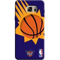 Capinha Para Celular Nba - Samsung Galaxy Note 5 - Phoenix Suns - D26 - Unissex