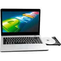 Notebook Philco 14L-R1044W8Nc4Cu43 - Intel Celeron Processor 847 - Ram 4Gb - Hd 500Gb - 14,0'' - Windows 8
