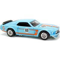 Carrinho Hot Wheels - 69 Ford Mustang Boss 302 - Mattel