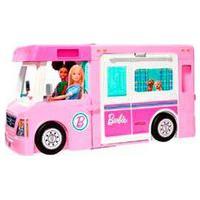 Barbie Estate Trailer Dos Sonhos 3 Em 1 - Ghl93 - Mattel