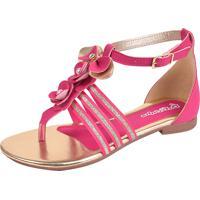 Sandália Daferinha Kids 1037 Pink