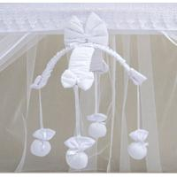 Mã³Bile Luxo Branco Grã£O De Gente Branco - Branco - Dafiti