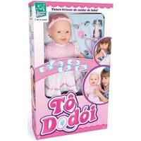 Boneca Tô Dodói - Super Toys