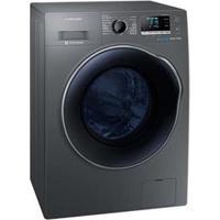 Lavadora E Secadora De Roupas Samsung Wd90J6410Axf Wd6000 Inox Look Com Eco Bubble E Programas De Lavagem - 9Kg
