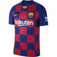 Camisa Oficial Nike Breathe Fc Barcelona 2019/20