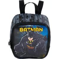 Lancheira Térmica Batman Dark Light | Cor: Preto