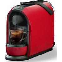 Máquina De Café Expresso Multibebidas Três Corações Mimo Vermelho