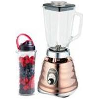 Kit Osterizer Cobre - Liquidificador E Jarra Blend N Go - 220V