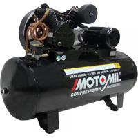 Compressor De Ar Trifasico 5Hp Motomil Cmav 20200 220V