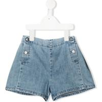 Knot Short Jeans Gretchen - Azul