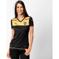 Camisa Feminina Puma Botafogo Ii 2014 S/Nº - Feminino