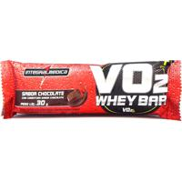 Barra Protein Bar Vo2 Integralmedica Chocolate 30G