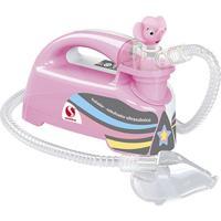 Inalador Nebulizador Ultrassônico Soniclear Star Premium Rosa