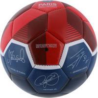 Bola De Futebol De Campo Psg Dieux Sportcom - Azul Esc Vermelho c28af4c270c2d