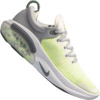 Tênis Nike Joyride Run Fk - Masculino - Verde Claro/Cinza