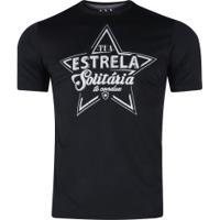 Camiseta Do Botafogo Adt - Masculina - Preto