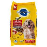 Ração Para Cães Pedigree Adultos Carne, Frango E Cereais 1Kg