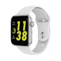 Smartwatch Inteligente W34 Com Monitoramento Cardíaco - Branco