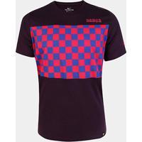 Camiseta Barcelona Trv Crest Nike Masculina - Masculino