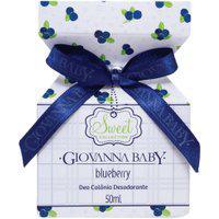 Loção Hidratante Giovanna Baby Blueberry Clan Shell 50Ml Único