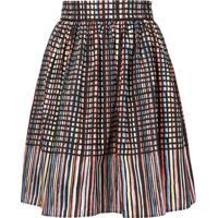 Paule Ka Pleated Print Skirt - Estampado