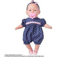 Boneca - 44Cm - My Sweet Baby - Vestidos Sortidos - Cotiplás