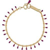 Isabel Marant Casablanca Chain Bracelet - Rosa