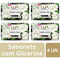 Kit Lux Botanicals Sabonete Em Barra Buquê De Jasmim 4 Unidades