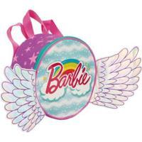 Lancheira Especial Barbie Dreamtopia Infantil Sestini - Feminino-Rosa