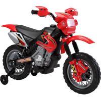 Moto Elétrica Infantil Bel Brink - Vermelho