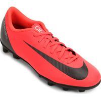 Chuteira Campo Nike Mercurial Vapor 12 Club Cr7 Fg - Unissex 7caf69c296be8
